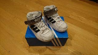 botitas Adidas bebe