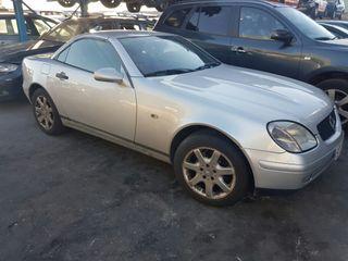 DESPIECE COMPLETOMercedes-Benz SLK (170) 2000