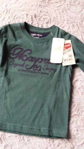 Camiseta niño Mayoral talla 3