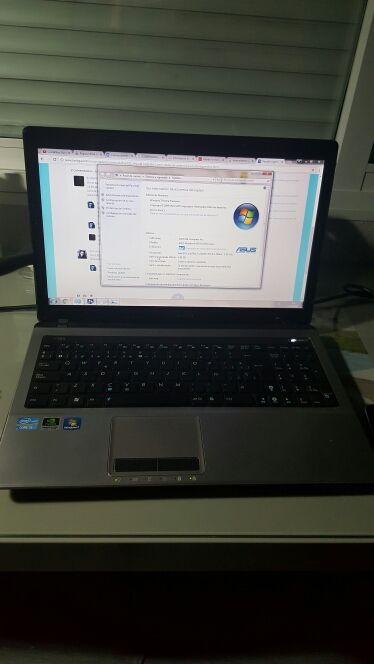 ASUS notebook K53SV