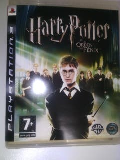 juego PS3 HARRY POTTER