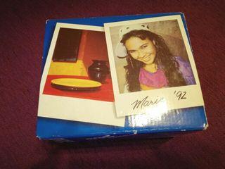 Cámara instantánea Polaroid 636