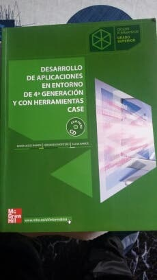 Libro Texto Ciclo Superior Informatica De Segunda Mano Por