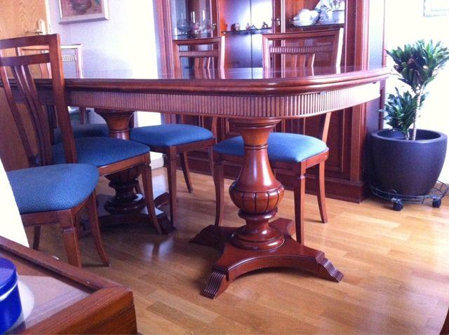 Mesa comedor clásica de segunda mano por 125 € en Majadahonda en ...