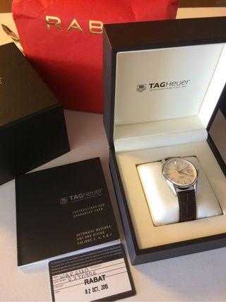 Reloj TAG heuer modelo carrera