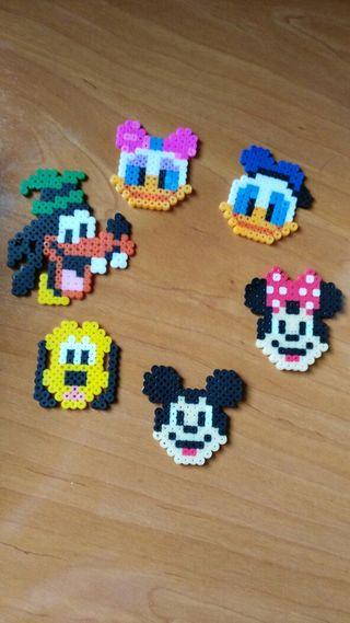 Hama beads Disney