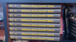 Libros de Ciencia e Historia Juvenil.