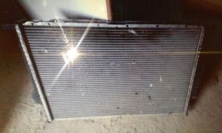 radiador bmw 540i,740i,840i