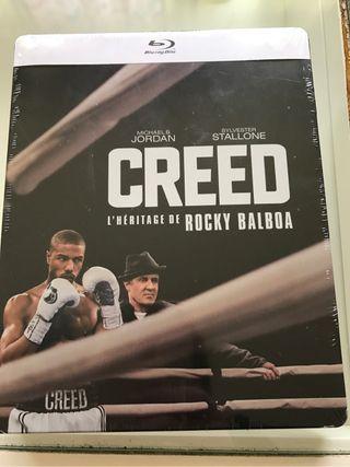 Creed Bluray SteelBook