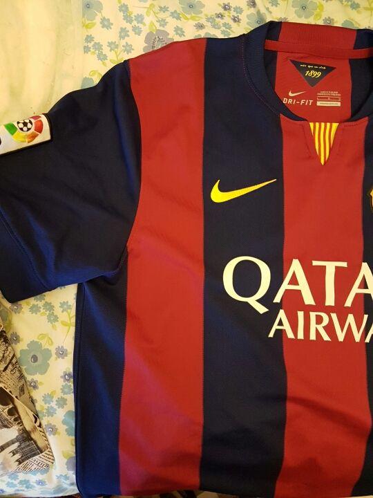 Camiseta Original Fc Barcelona de Messi talla L