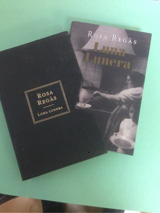"""Libro """"Luna lunera"""" Rosa Regàs"""