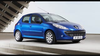 Peugeot 206 cambio por todo terreno