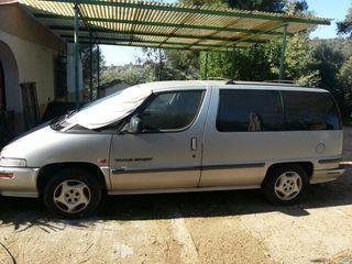 Pontiac tran expor gasolina 2.300
