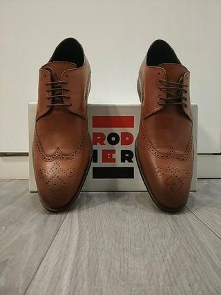 Zapatos Calzado Rodier NUEVO EN CAJA