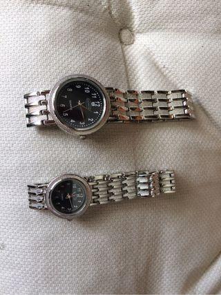 Dos relojes