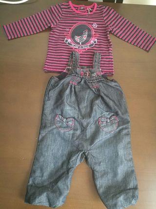 ropa niña 9-12 meses