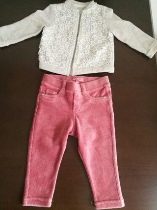 ropa niña 9 meses