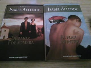 Coleccion biblioteca Isabel Allende