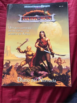 Dark sun Diario del nomada