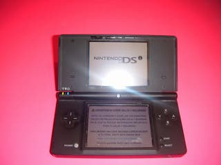 Nintendo dsi negra , 50€