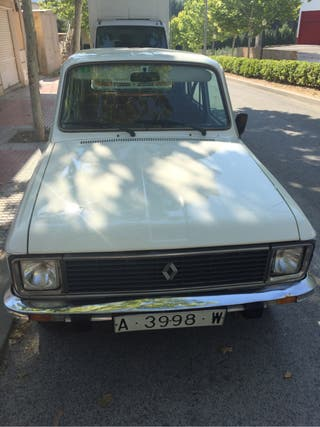 Renault 6 tl confort B