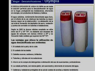 Descalcificador Olimpia