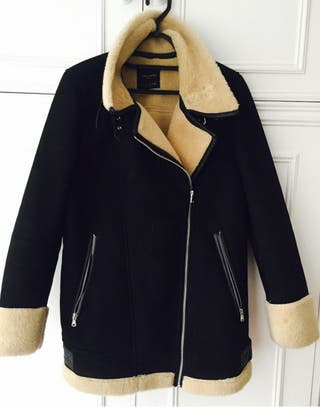Zara coat Size S in perfect condition