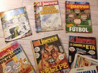 Lote Revistas El Jueves