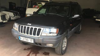 Jeep Grand Cheroke Despiece Completo
