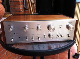 Amplificador Hifi Pioneer SA-7100. Año 1974