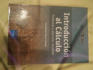 Libro Introducción al cálculo