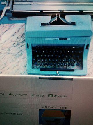 Maquina escribir olivetti l88