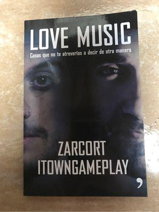Libro Love Music