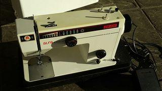 Máquina de coser Alfa Zig Zag