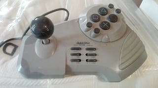 Mando Playstation 1 con joystick