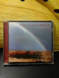 Cd de THE FLATLANDERS ( country rock) ( importado