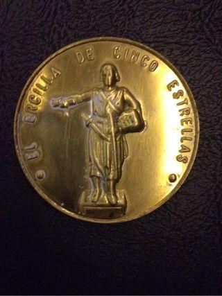 Medalla Hotel Ercilla Bilbao