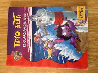Libro infantil Trio Beta 2 Batman