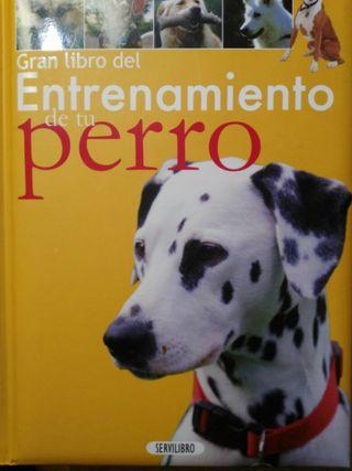 libro el entrenamiento del perro
