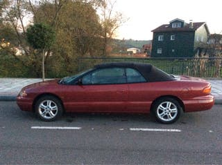 Chrysler Stratus 2.0, 16 Valvulas Descapotable