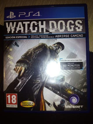 Watchdogs Play 4