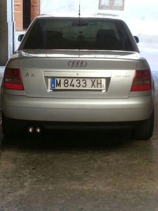 Audi A 4 diésel 110 Cv