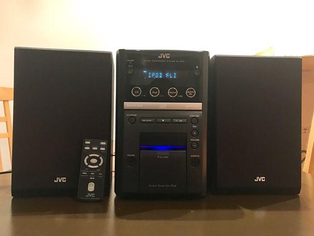 Mini cadena JVC UX- GP5