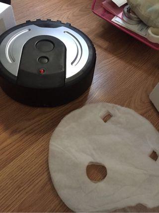 Robot de limpieza limpia suelos nuevo