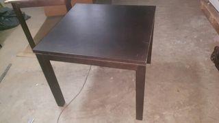 Mesas de madera para comedor