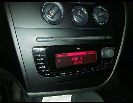 Radio cd mp3 seat León 2 original