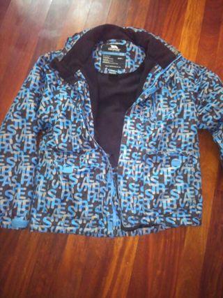 chaqueta para niñ@