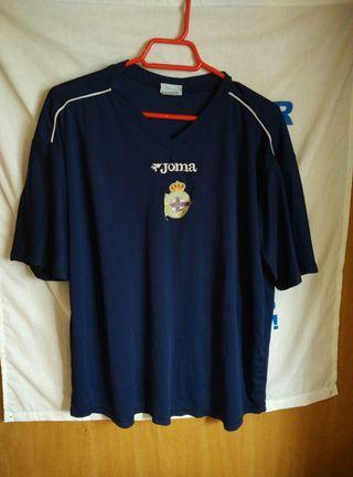 Camiseta entreno Deportivo de la Coruña t. L