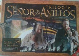 """Trilogia juego """"El Señor de los Anillos"""""""