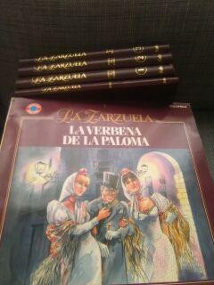coleccion vinilos zarzuela